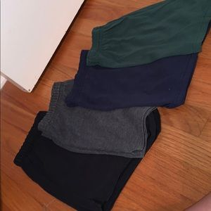 Soffe shorts 4 pairs for 12